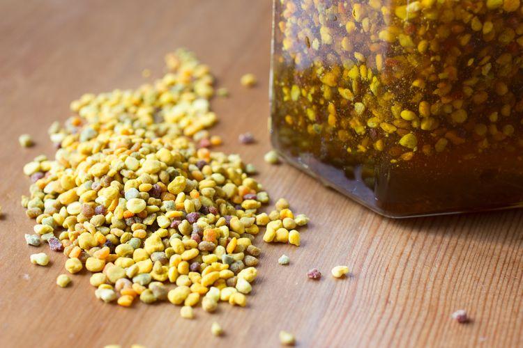Пчелиная пыльца и гликемический индекс