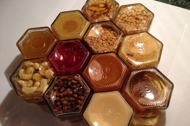 Рецепты с пчелиной пергой и пыльцой